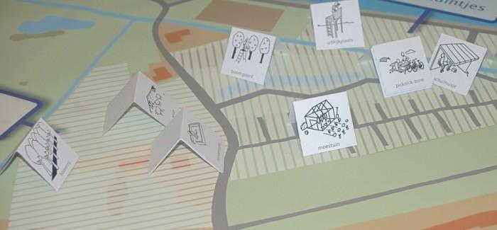 Inwoners geven bufferzones vorm
