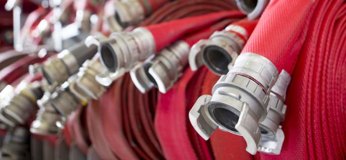 Brandweerkorpsen helpen samenwerken