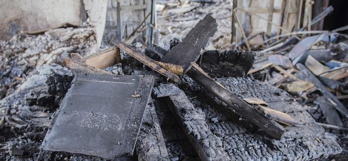 Nazorgavond voor kerkbrand