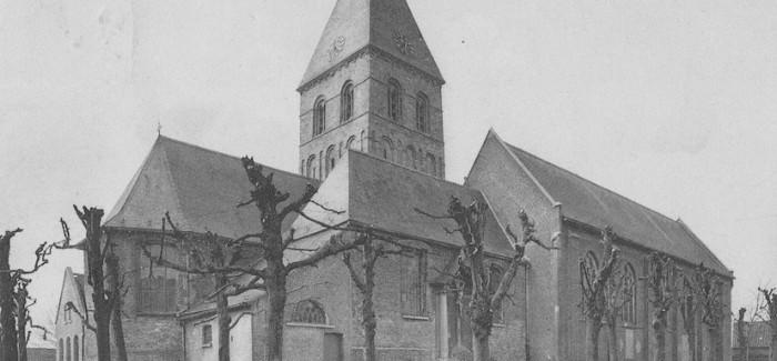 Bemiddelen over de Sint-Jan De Doperkerk
