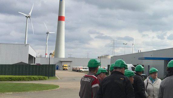 Participatie bij windmolenproject