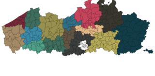 Participatie in zeven vervoerregio's